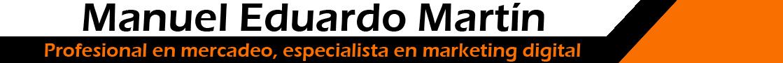 Banner Manuel Eduardo Martin