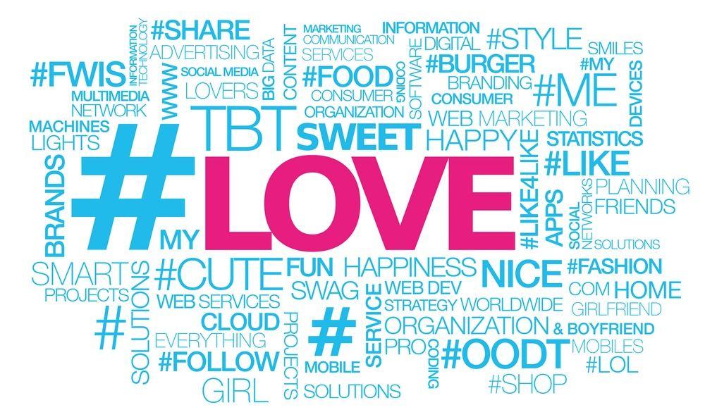 Uso de los hashtag - Mercadeo Eficaz